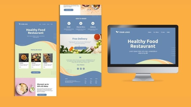 digital marketing for restaurants/