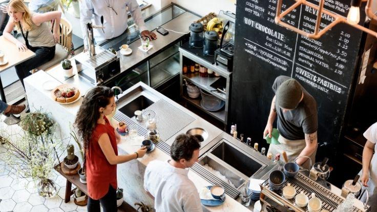 digital marketing for cafes