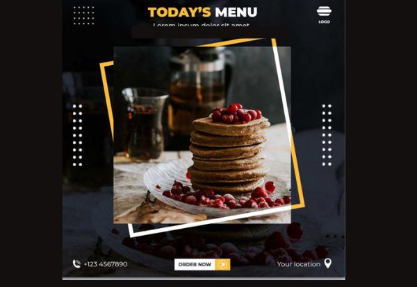 digital marketing for food business
